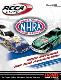 Lionel Racing - RCCA Catalog: March 2012